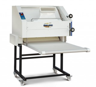 Тестозакаточная машина с конвейерной лентой MAC.PAN MBA/L для багетов