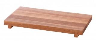 Доска для суши 330х190х20 мм бук